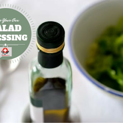Love Salad, But Hate the Additives in Dressing? Here's How to Make Your Own